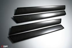 karbon audi a3 s3 rs3 8p int rieur. Black Bedroom Furniture Sets. Home Design Ideas