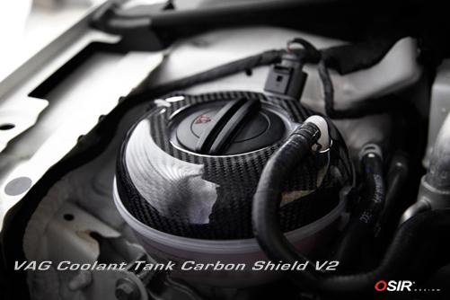 karbon cache bocal liquide de refroidissement. Black Bedroom Furniture Sets. Home Design Ideas