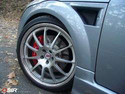 Karbon - Audi TT mk1 (8N) intérieur